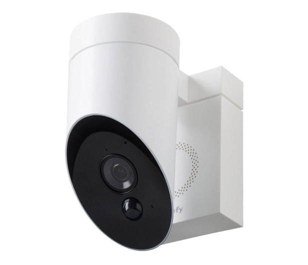 Somfy Syprotect Outdoor Cam zewnętrzna (biała) - 613079 - zdjęcie