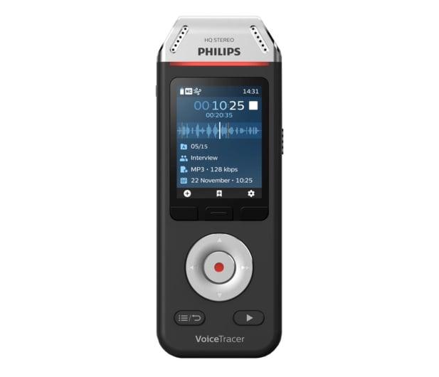 Philips Dyktafon cyfrowy DVT2110 - 613304 - zdjęcie