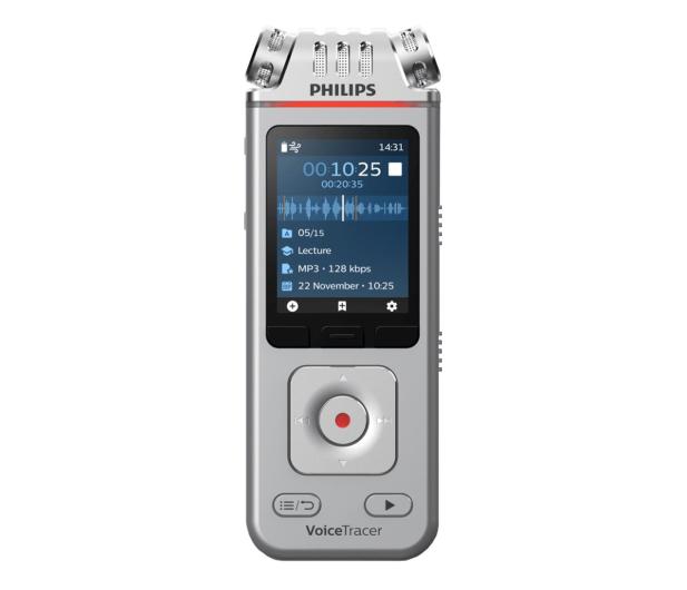Philips Dyktafon cyfrowy DVT4110 - 613308 - zdjęcie