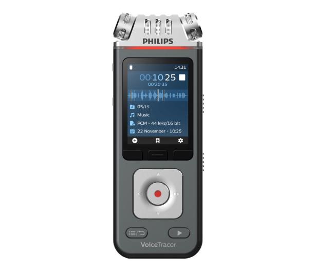 Philips Dyktafon cyfrowy DVT6110 - 613307 - zdjęcie