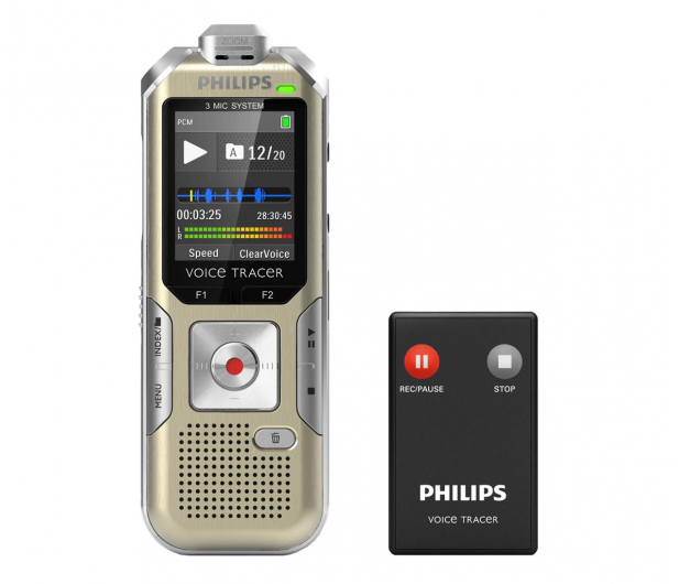 Philips Dyktafon cyfrowy DVT6510 - 613306 - zdjęcie