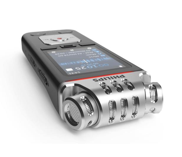 Philips Dyktafon cyfrowy DVT7110 - 613305 - zdjęcie 6