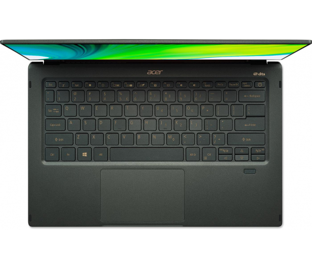 Acer Swift 5 i7-1165G7/16GB/1TB/W10 IPS Dotyk Zielony - 613357 - zdjęcie 5