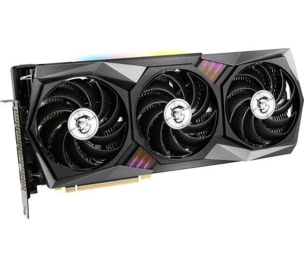 MSI GeForce RTX 3060 Ti GAMING X TRIO 8GB GDDR6 - 608934 - zdjęcie 2
