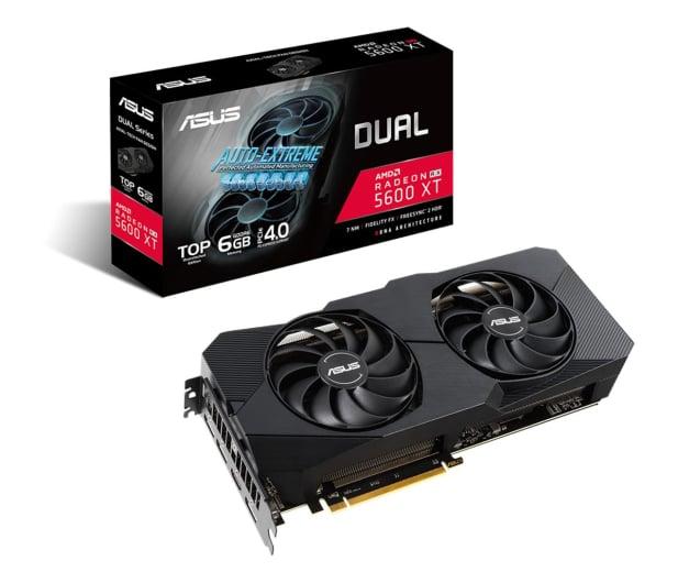 ASUS Radeon RX 5600 XT DUAL EVO 6GB GDDR6 - 614345 - zdjęcie