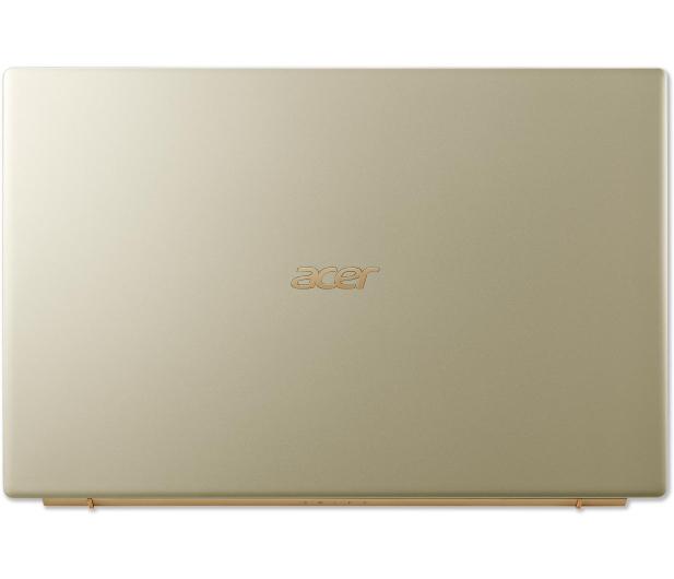 Acer Swift 5 i7-1165G7/16GB/1TB/W10 IPS Dotyk Złoty - 613345 - zdjęcie 9