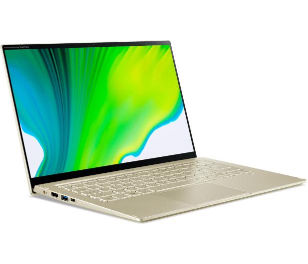 Acer Swift 5 i7-1165G7/16GB/1TB/W10 IPS Dotyk Złoty - 613345 - zdjęcie 4