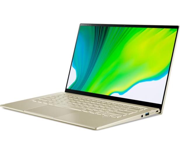 Acer Swift 5 i7-1165G7/16GB/1TB/W10 IPS Dotyk Złoty - 613345 - zdjęcie 2
