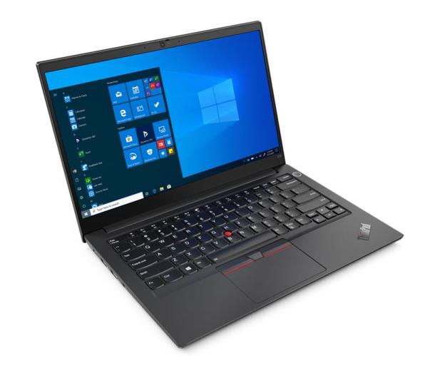 Lenovo ThinkPad E14 Ryzen 3/8GB/256/Win10P - 618102 - zdjęcie 2