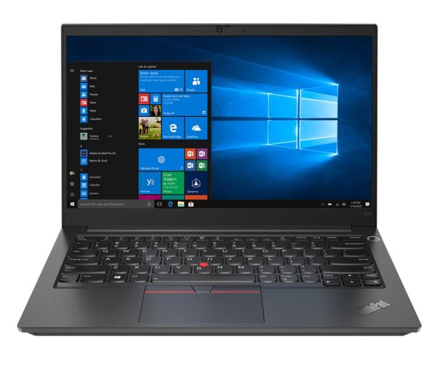 Lenovo ThinkPad E14 Ryzen 3/8GB/256/Win10P - 618102 - zdjęcie