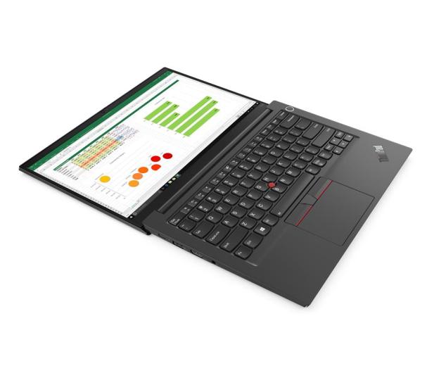 Lenovo ThinkPad E14 Ryzen 3/8GB/256/Win10P - 618102 - zdjęcie 3