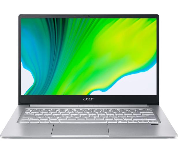 Acer Swift 3 i7-1165G7/16GB/1TB IPS Srebrny - 610402 - zdjęcie 3