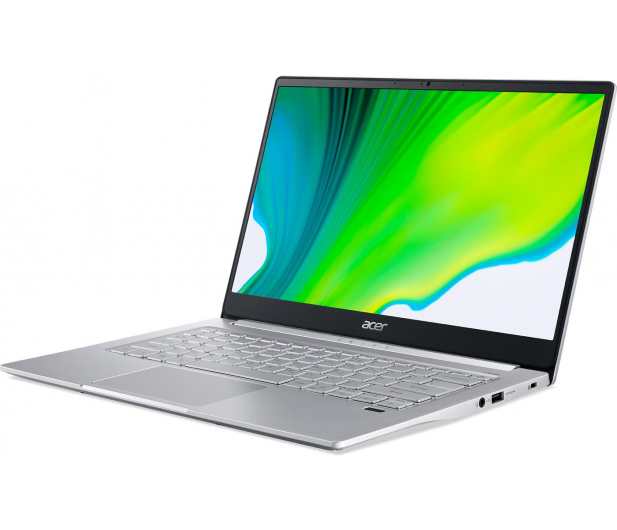 Acer Swift 3 i5-1135G7/8GB/512/W10 IPS Srebrny - 610405 - zdjęcie 2