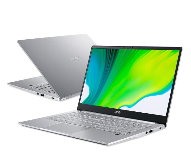 Acer Swift 3 i7-1165G7/16GB/1TB IPS Srebrny - 610402 - zdjęcie
