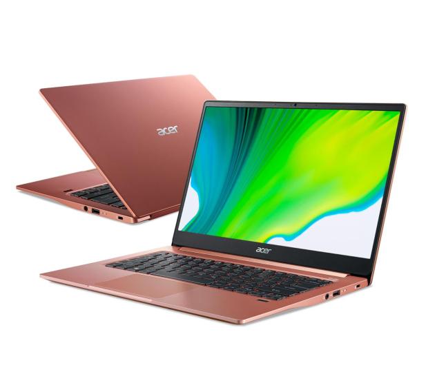Acer Swift 3 i5-1135G7/8GB/512 IPS Miedziany - 613316 - zdjęcie