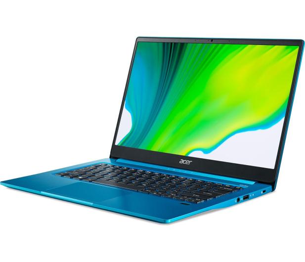 Acer Swift 3 i7-1165G7/16GB/1TB IPS Niebieski - 613337 - zdjęcie 3