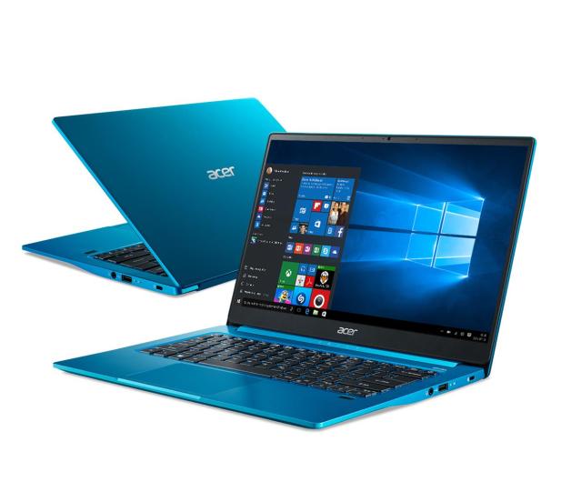 Acer Swift 3 i5-1135G7/8GB/512/W10 IPS Niebieski - 613312 - zdjęcie