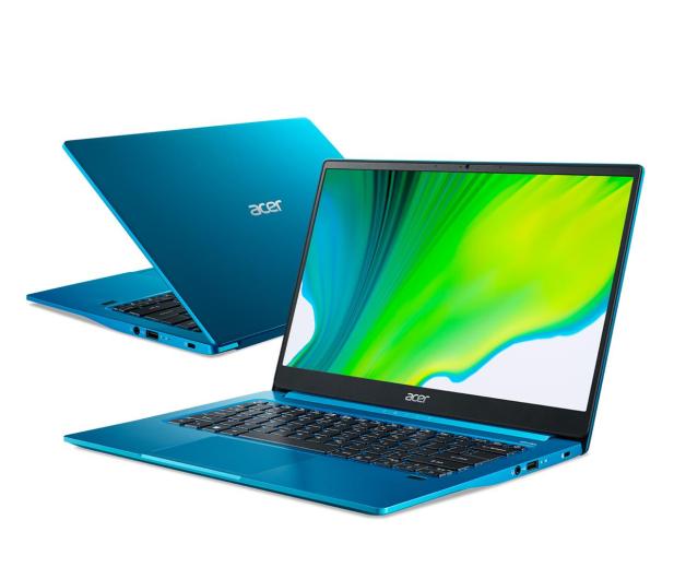Acer Swift 3 i7-1165G7/16GB/1TB IPS Niebieski - 613337 - zdjęcie
