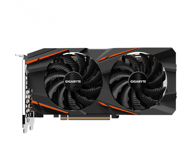 Gigabyte Radeon RX 580 GAMING 8GB GDDR5 rev 2.0 - 614630 - zdjęcie 3