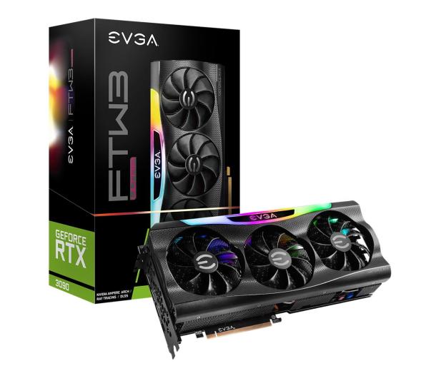EVGA GeForce RTX 3090 ULTRA GAMING 24GB GDDR6X - 614971 - zdjęcie