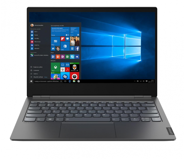 Lenovo ThinkBook Plus i5-10210U/8GB/256/Win10P - 618691 - zdjęcie