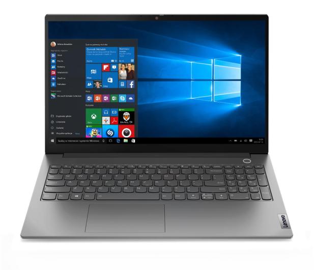 Lenovo ThinkBook 15  i7-1165G7/16GB/512/Win10P - 617099 - zdjęcie