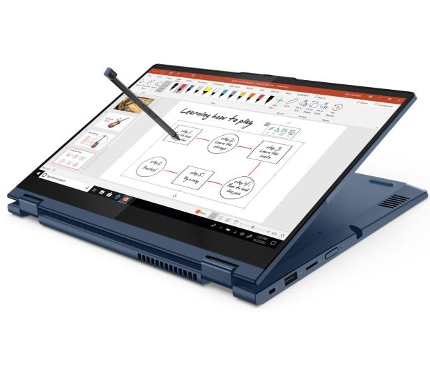 Lenovo ThinkBook Yoga 14s i7-1165G/16GB/512/Win10P - 617093 - zdjęcie 5