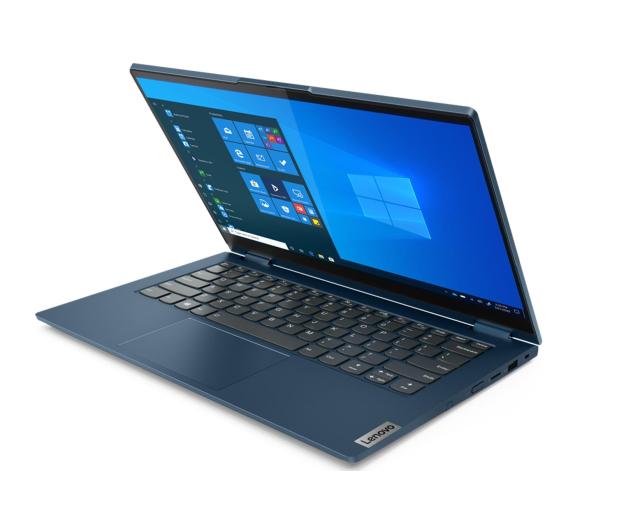 Lenovo ThinkBook Yoga 14s i7-1165G/16GB/512/Win10P - 617093 - zdjęcie 2