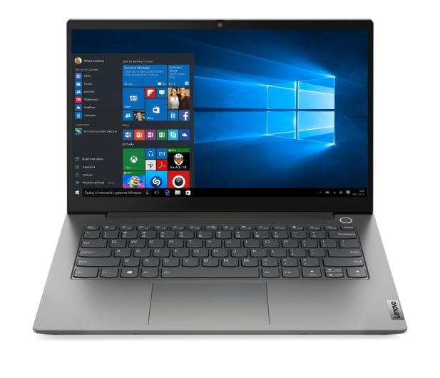 Lenovo ThinkBook 14 Ryzen 5/8GB/512/Win10P - 623311 - zdjęcie