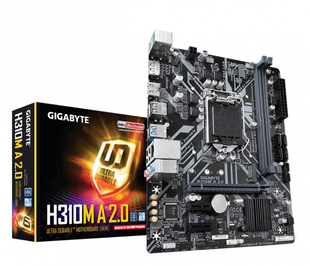 Gigabyte H310M A 2.0 - 611339 - zdjęcie