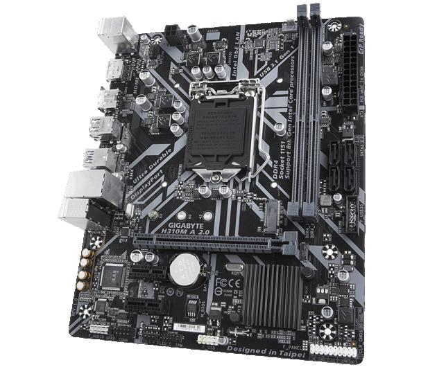 Gigabyte H310M A 2.0 - 611339 - zdjęcie 3