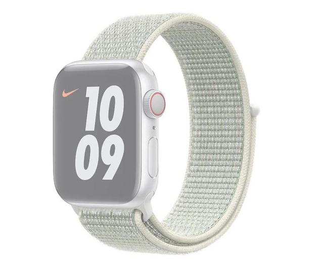 Apple Opaska Sportowa Nike do Apple Watch zieleń - 592566 - zdjęcie
