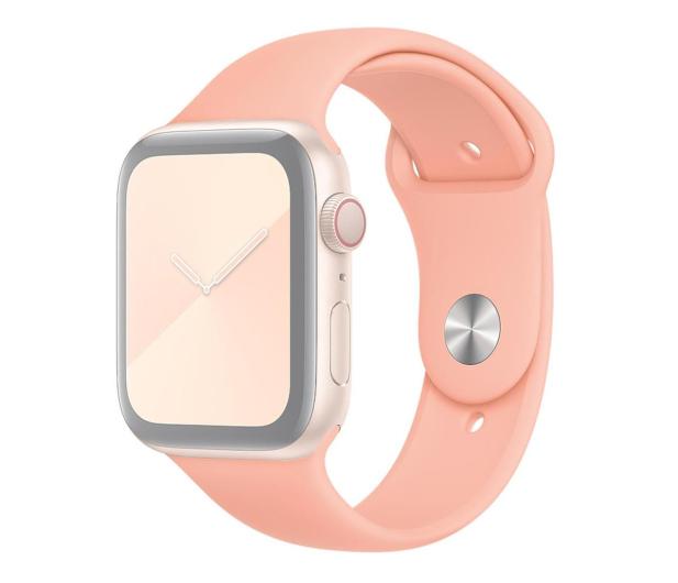 Apple Pasek Sportowy do Apple Watch grejpfrutowy - 553832 - zdjęcie