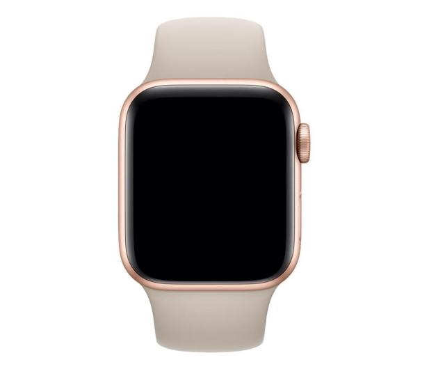 Apple Pasek Sportowy do Apple Watch piaskowiec - 487894 - zdjęcie