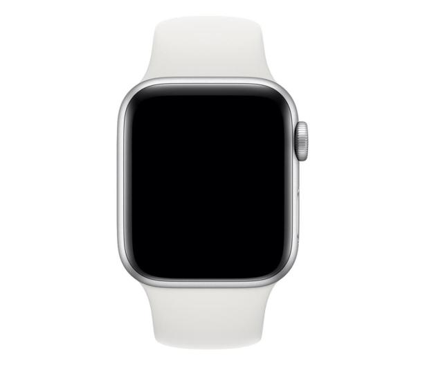 Apple Pasek Sportowy do Apple Watch biały - 487896 - zdjęcie