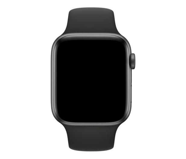 Apple Pasek Sportowy do Apple Watch czarny - 488001 - zdjęcie