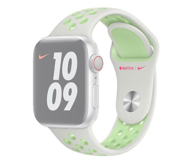 Apple Pasek Sportowy Nike do Apple Watch zieleń/zieleń - 592482 - zdjęcie