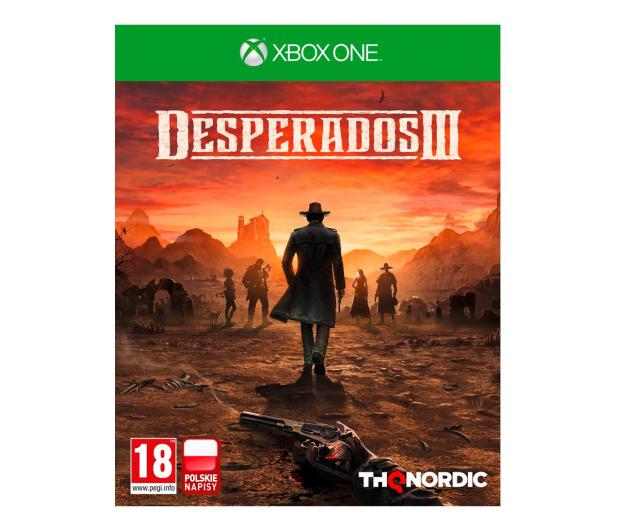 Xbox Desperados III - 593661 - zdjęcie
