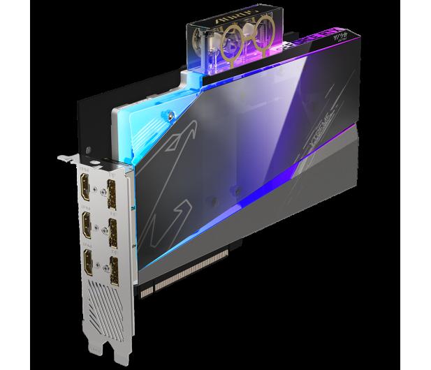 Gigabyte GeForce RTX 3080 XTREME WATERFORCE WB 10GB GDDR6X - 607813 - zdjęcie 3