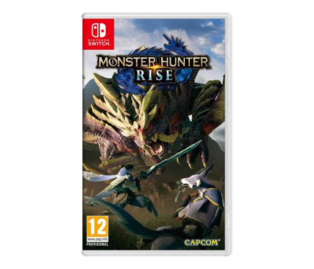 Switch Monster Hunter Rise - 611196 - zdjęcie