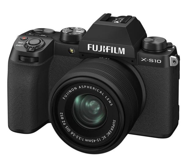 Fujifilm X-S10+ XC 15-45mm - 604925 - zdjęcie