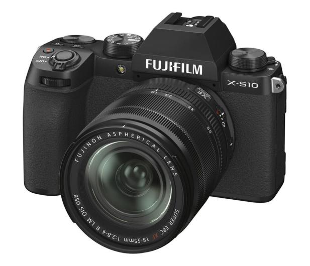 Fujifilm X-S10 + XF 18-55mm - 604927 - zdjęcie
