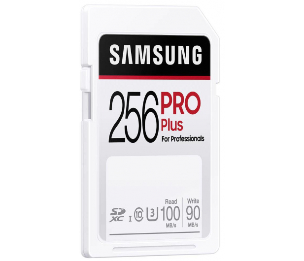 Samsung 256GB SDXC PRO Plus 100MB/s - 617903 - zdjęcie 3