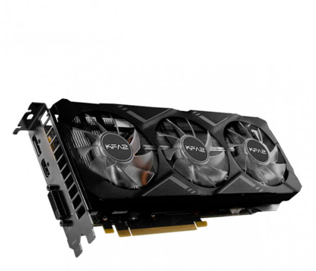 KFA2 GeForce RTX 2060 PLUS Gamer 1-Click OC 6GB GDDR6 - 618168 - zdjęcie