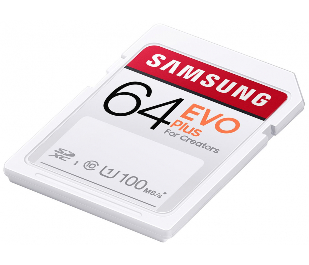 Samsung 64GB SDXC EVO Plus 100MB/s - 617905 - zdjęcie 4