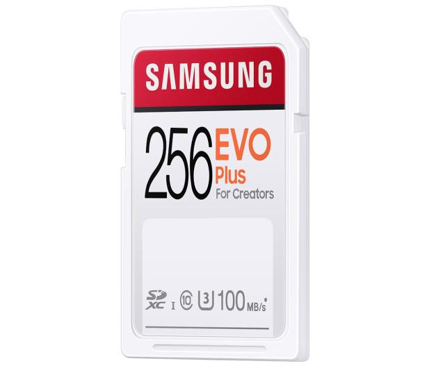 Samsung 256GB SDXC EVO Plus 100MB/s - 617909 - zdjęcie 2