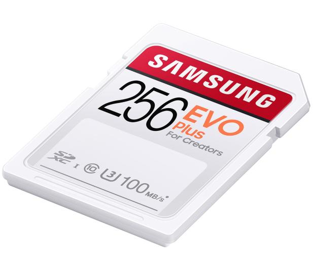 Samsung 256GB SDXC EVO Plus 100MB/s - 617909 - zdjęcie 4