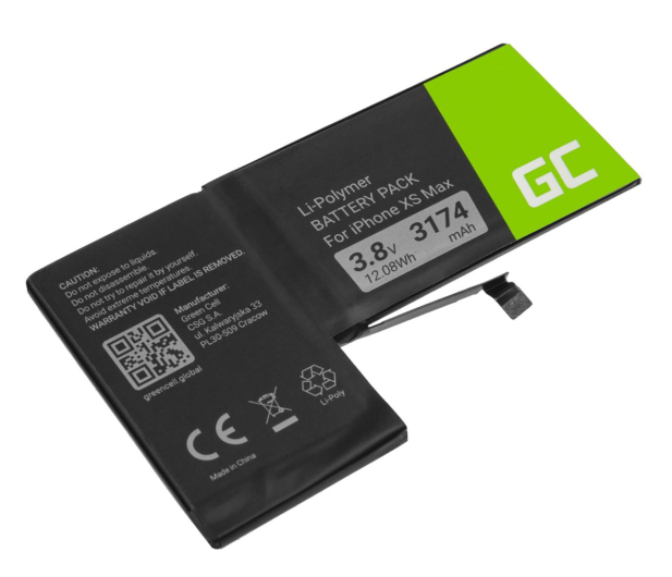 Green Cell Bateria do iPhone XS Max - 591010 - zdjęcie