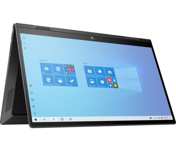 HP ENVY 15 x360 Ryzen 7-4700/32GB/512/Win10 Black - 633376 - zdjęcie 4