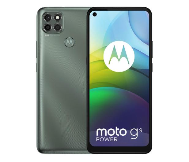 Motorola Moto G9 Power 4/128GB Metallic Sage - 611697 - zdjęcie